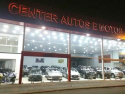 Fachada Center Autos e Motos