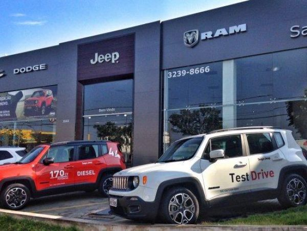 Saga Michigan Jeep Uberlândia