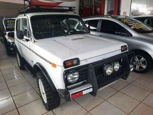 Lada Niva 1.6 Branco 1993