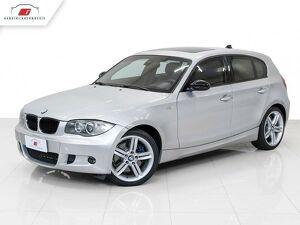 BMW 130i 3.0 Sport Prata 2007