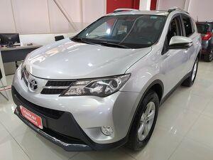 Toyota RAV4 2.0 TOP Prata 2014