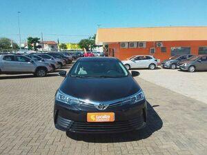 Toyota Corolla 1.8 GLI Upper Preto 2019