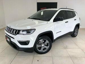 Jeep Compass 2.0 Sport Branco 2017
