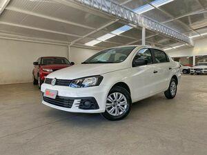 Volkswagen Voyage 1.6 Trendline Branco 2018