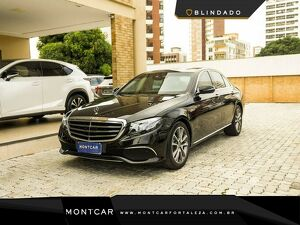 Mercedes-benz E 250 2.0 CGI Exclusive Preto 2018