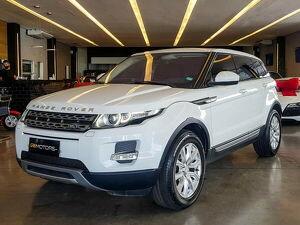 Land Rover Range Rover Evoque 2.0 Pure Tech Branco 2014