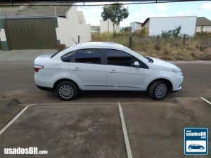 FIAT GRAND SIENA 1.0 ATTRACTIVE Branco 2018
