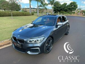 BMW M140i 3.0 Turbo Cinza 2019