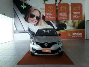 Renault Captur 2.0 Intense Prata 2020