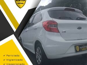 Ford KA 1.0 SE Plus 12V Branco 2016