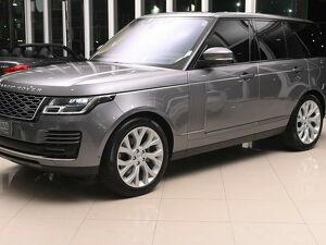 Land Rover Range Rover Vogue 3.0 HSE V6 Cinza 2020