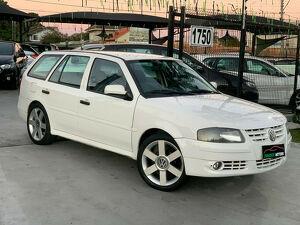 Volkswagen Parati 1.6 Plus Branco 2012