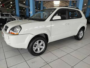 Hyundai Tucson 2.0 GLS Branco 2015