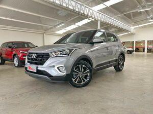 Hyundai Creta 2.0 Prestige Prata 2020