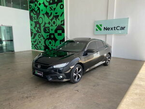 Honda Civic 1.5 Touring Turbo Preto 2017