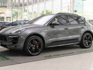 Porsche Macan 3.0 GTS V6 Cinza 2018