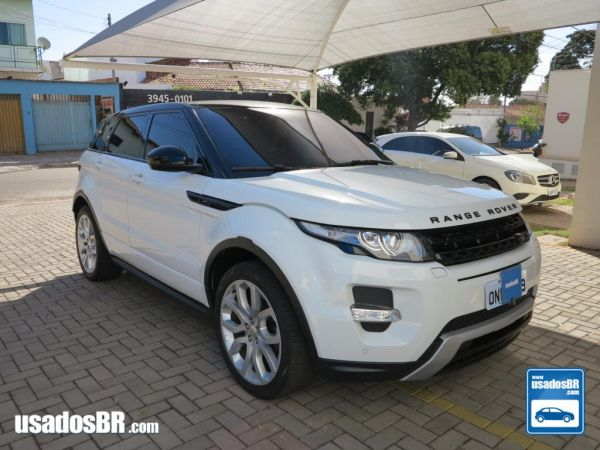 LAND ROVER RANGE ROVER EVOQUE 2.0 DYNAMIC Branco 2015