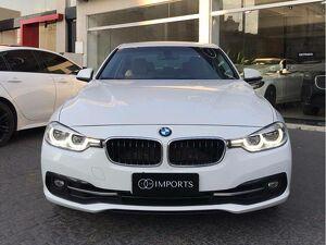 BMW 320i 2.0 16V ACTIVE Branco 2016
