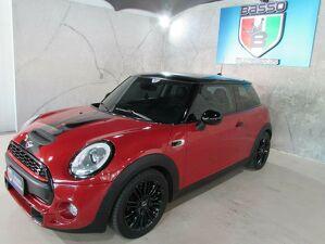 Mini Cooper 2.0 S Exclusive Vermelho 2015
