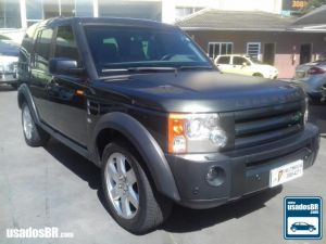 LAND ROVER DISCOVERY 3 4.4 HSE V8 Verde 2006