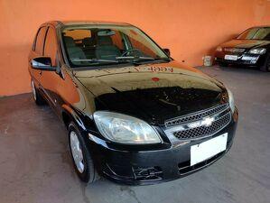 Chevrolet Celta 1.0 LT 8V Preto 2012