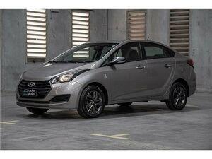 Hyundai HB20S 1.6 Copa do Mundo Prata 2019