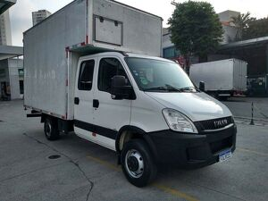 Iveco Daily 35S14 Chassi Branco 2014