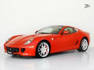 Ferrari 599 GTB 6.0 Fiorano  V12 Vermelho 2010