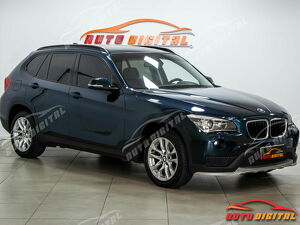 BMW X1 2.0 S20I Activeflex Azul 2015