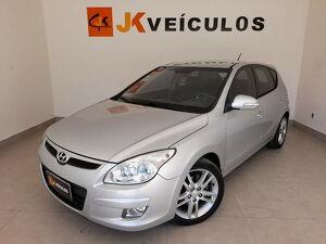 Hyundai I30 2.0 16V Prata 2010