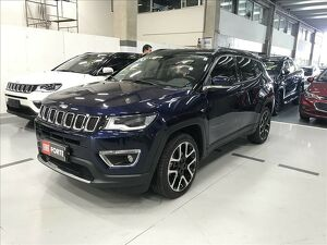 Jeep Compass 2.0 Limited Azul 2020