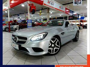Mercedes-benz SLC 300 2.0 CGI Prata 2017