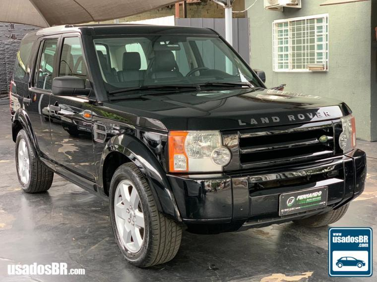 LAND ROVER DISCOVERY 3 2.7 S TURBO V6