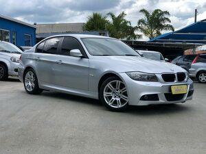 BMW 318i 2.0 16V Prata 2012