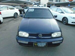 Volkswagen Golf 2.0 GLX Azul 1998