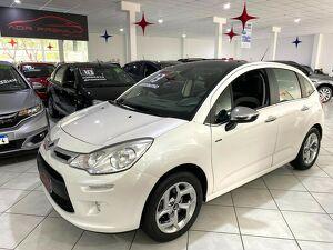 Citroën C3 1.6 Exclusive Branco 2013