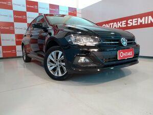 Volkswagen Polo Hatch 1.0 200 TSI Comfortline Preto 2019