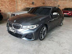 BMW M340i 3.0 Twinpower Xdrive Cinza 2021