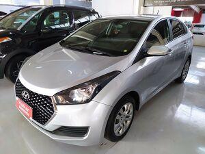Hyundai HB20S 1.6 Comfort Plus Prata 2019
