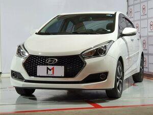 Hyundai HB20S 1.6 Premium Branco 2019