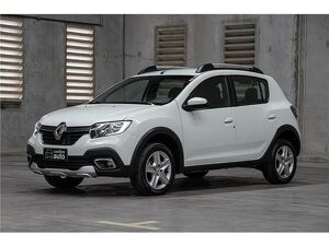 Renault Sandero 1.6 Stepway Branco 2020