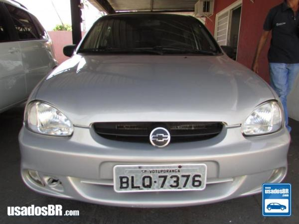 CHEVROLET CLASSIC 1.0 LIFE 8V Bege 2005
