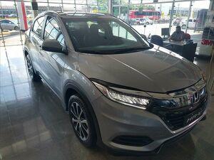 Honda HR-V 1.8 EXL Prata 2021