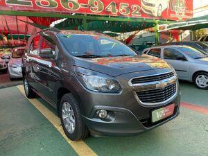 Chevrolet Spin 1.8 LTZ 8V Cinza 2015