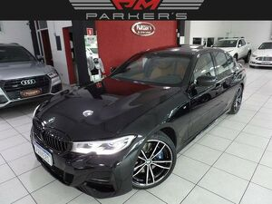 BMW 330i 2.0 Turbo M Sport Preto 2020