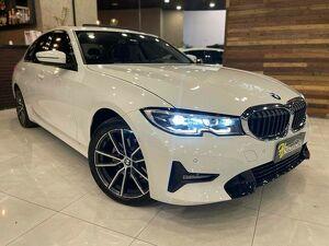 BMW 320i 2.0 Sport GP Turbo Branco 2021