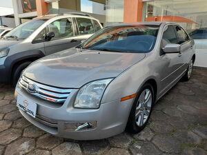 Ford Fusion 2.5 16V Prata 2007