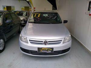 Volkswagen Gol 1.0 8V Prata 2011