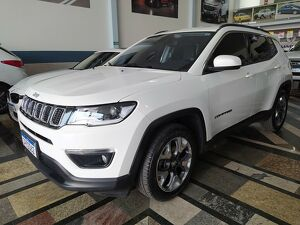 Jeep Compass 2.0 Longitude Branco 2019