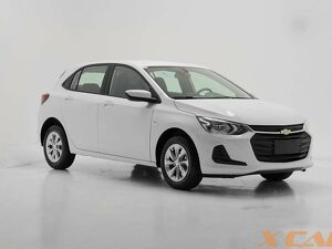 Chevrolet Onix 1.0 LT Turbo Branco 2021